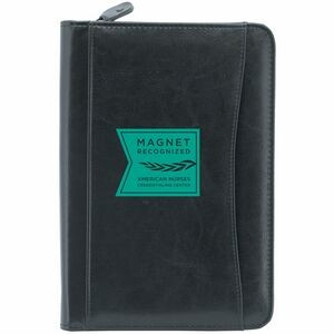 Callahan Junior Zipper Padfolio
