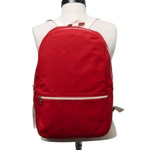10 Oz. Lightweight Canvas Cotton Backpack