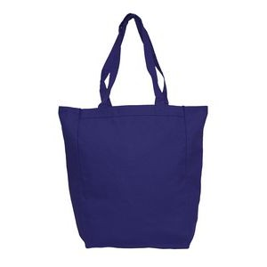 Susan Cotton Canvas Tote