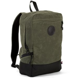 Wax Canvas Day to Daypack Backpack