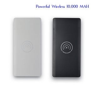 Powerful Wireless QI 10,000 mAh Power Bank