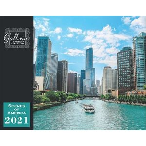 Galleria Wall Calendar 2020 Scenes of America Eng.(SOLD OUT)