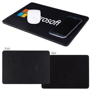 Qi Mousepad - Jumbo Wireless Charger